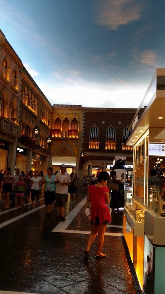 Venetian Shoppes