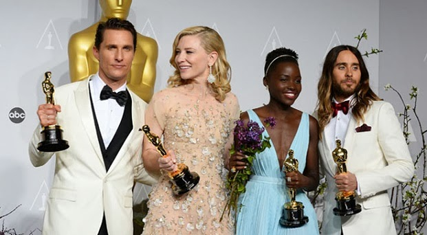 Oscar 2014: The Complete Winners List