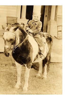 Charles at age 6