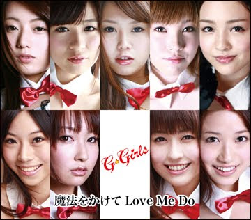 G☆Girls new single Love Me Do