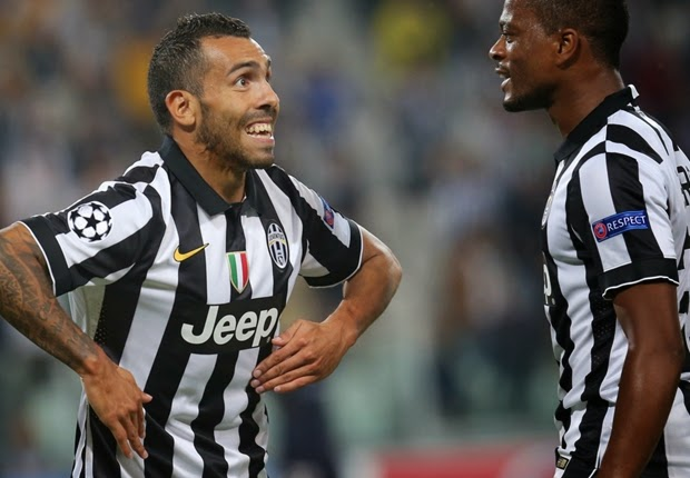 Juventus vs Malmo: all goals,highlights 16-9-2014