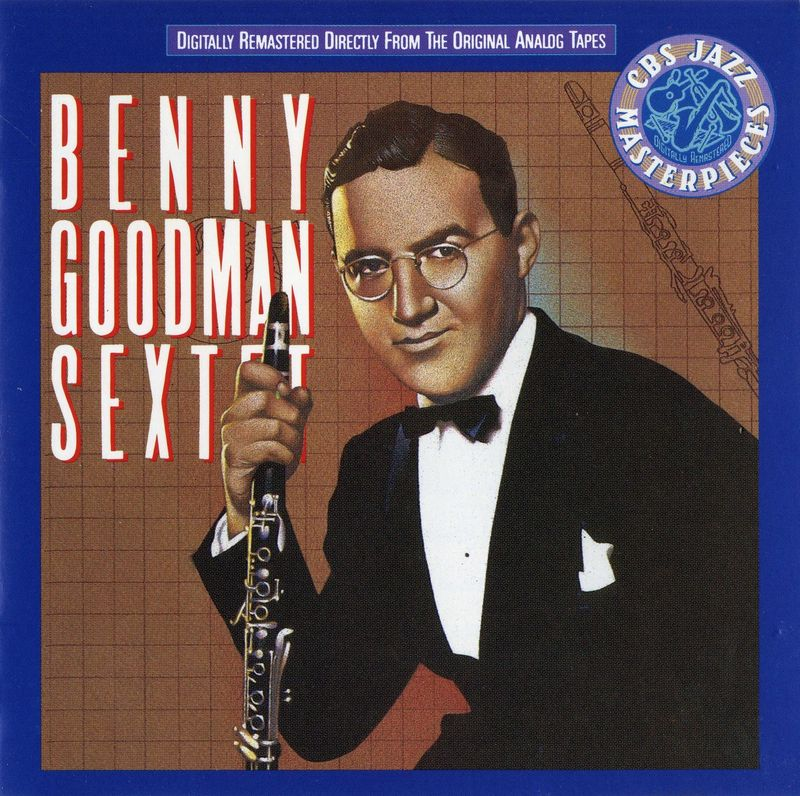 Benny Goodman And The Angels Sing