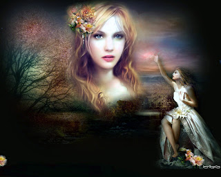 Gambar Wanita Fantasi
