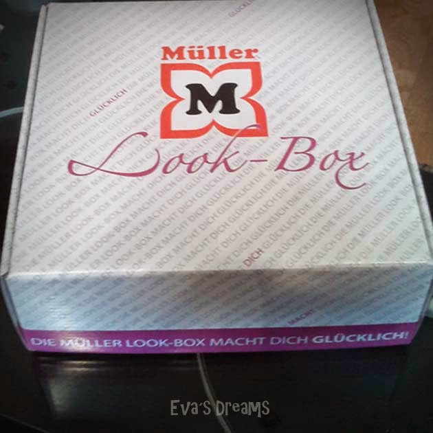 Müller Look-Box - Juli 14