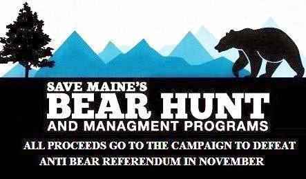 Save Maine's Bear Hunt