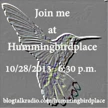 Hummingbird Place Blog Radio