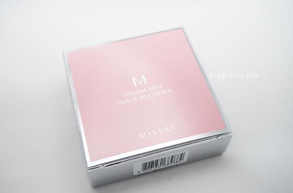 pink blush missha