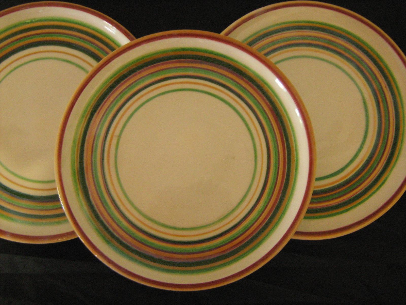 Hakuna matata ceramica artesanal platos redondos - Platos de ceramica ...