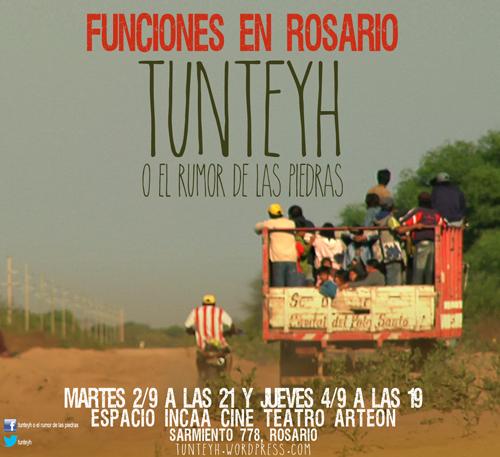 Tunteyh en Rosario