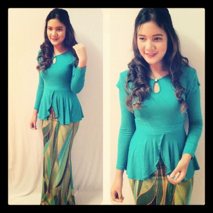 Model Baju Kurung Moden Terbaru 2014 | Terbaru 2014
