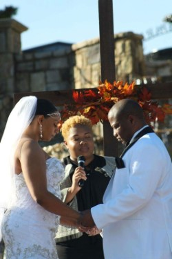 Jimmy & Tamika Wedding