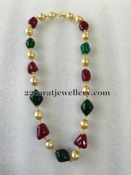 Simple Beads Set 2700 rupees