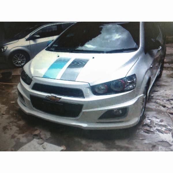 Body Kit Chevrolet Aveo 2012-13 K.E