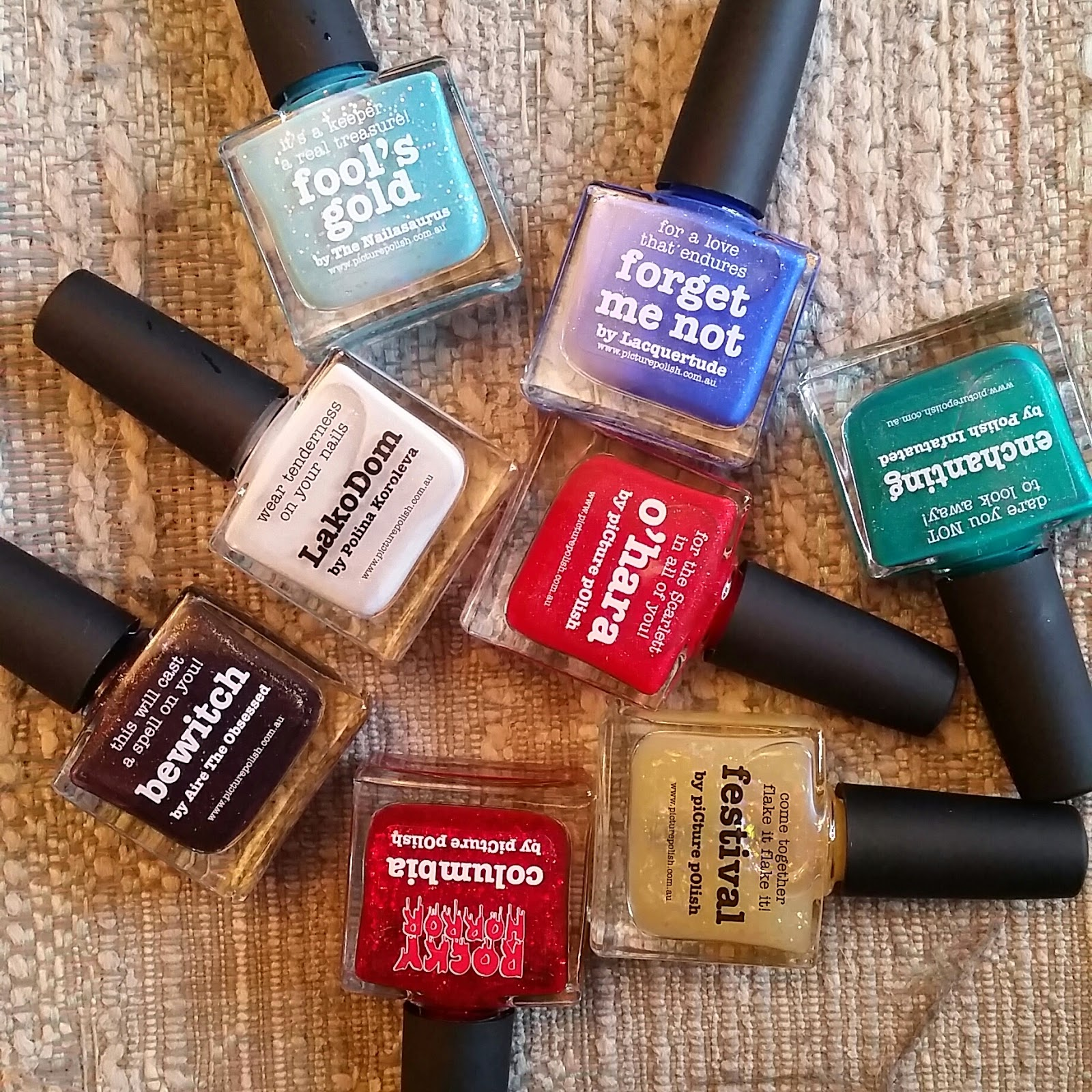 piCture pOlish Order From Nail Polish Canada