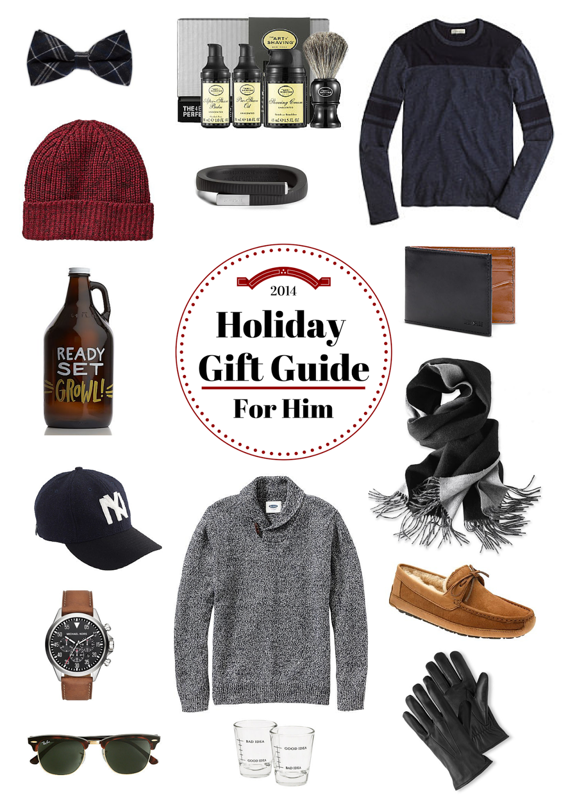 Project Soiree, Gift Guide, Holiday, For Him