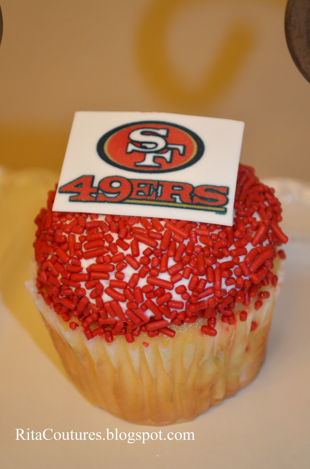 Rita Couture 49ers Superbowl Party