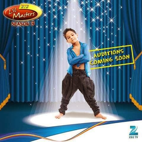 Dance India Dance (DID)Lil Masters Season 3 (2014) wiki, Zee TV Show DID Lil Master Season 3 host, Judges, Registration, Audition Dates And Venue start on jan 2014