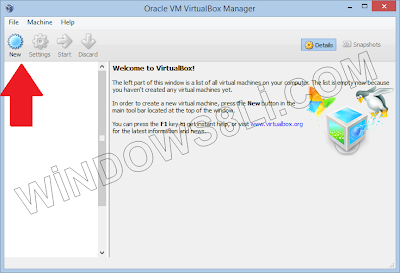 VirtualBox Android Kurulum