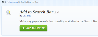 Add to Search Bar - Add-ons for Firefox