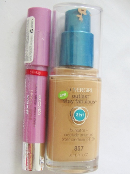 Covergirl Stay Fabulous foundation in 357 Golden Tan