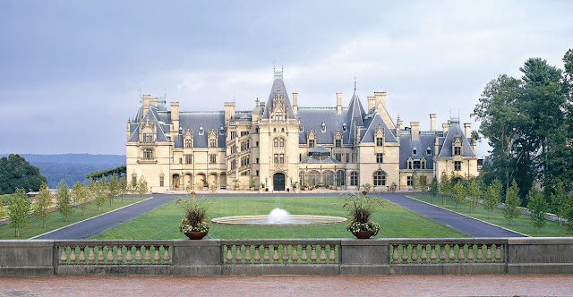 Vote for Biltmore as the 8th Wonder of the World