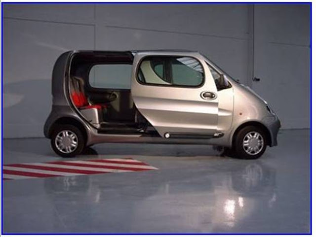 Tata Air Powered Car