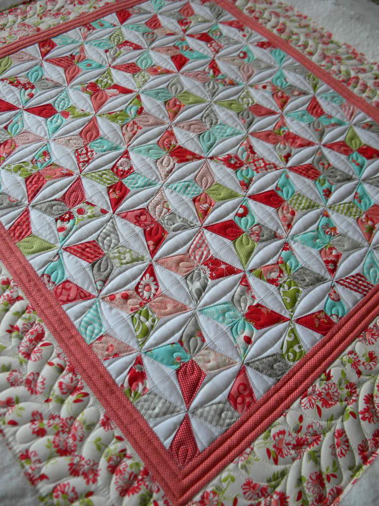 Jenny's Doodling Needle: Lisa's Quilt : the quilting needle - Adamdwight.com