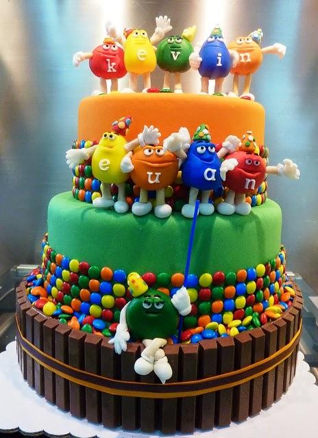 Tartas Infantiles de Cumpleaños