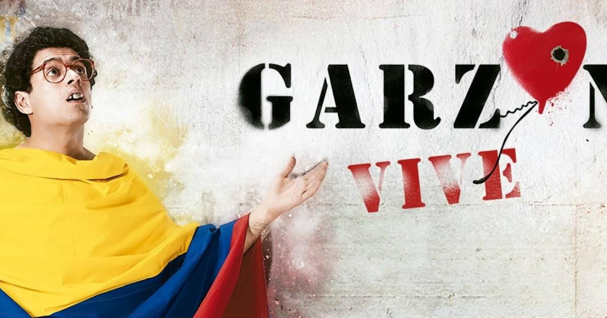 GARZON VIVE