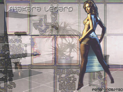 Shakara Ledard Wallpaper