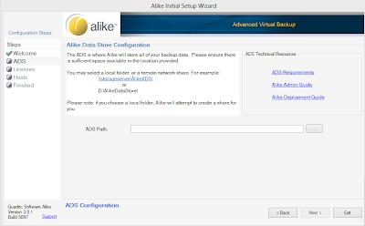 Alike Configuration