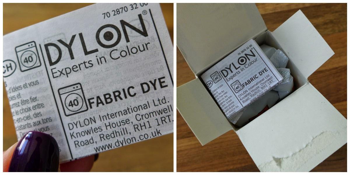 Dylon Black Dye