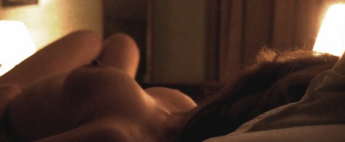 Remarkable, Gillian anderson nude video