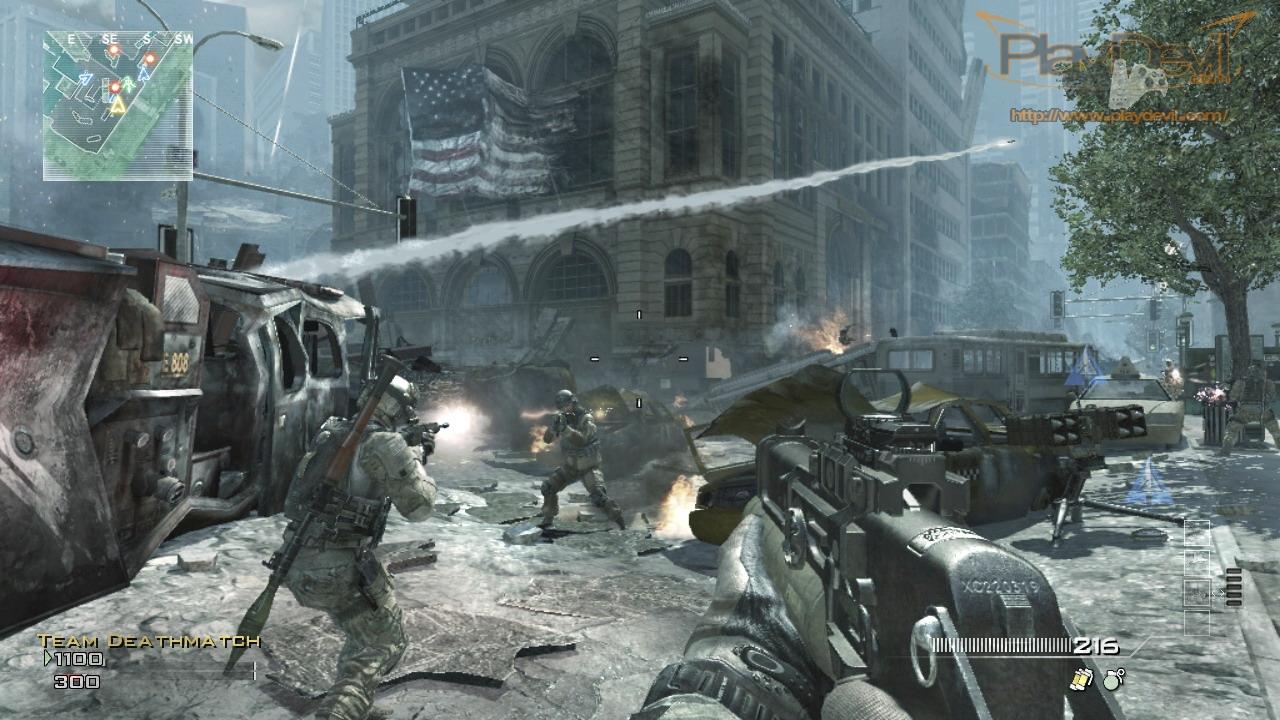 Call of Duty Modern Warfare 3 Screen Shots, Wallpapers