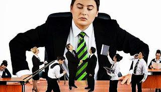 Manajemen Kepemimpinan
