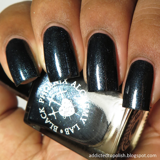 black phoenix alchemy lab temple of dreams claw polish