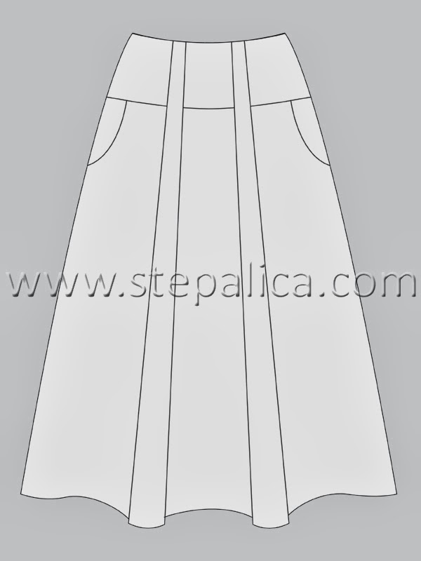 Zlata skirt sewalong: #17 Pattern alterations for various styles