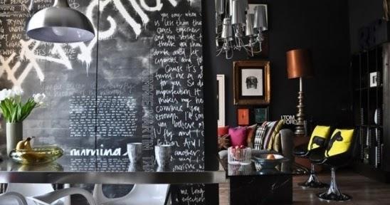 Apartamento en londres estilo art deco y pop art ideas - Disenar tu casa online ...