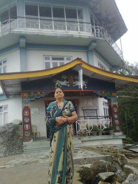 tashi view point , Gangtok