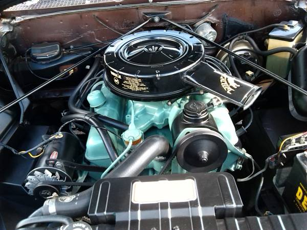 Buick Lesabre Engine