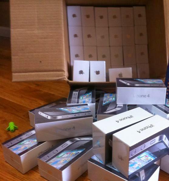 Apple iPhone 4, used supplier, wholesaler, UK