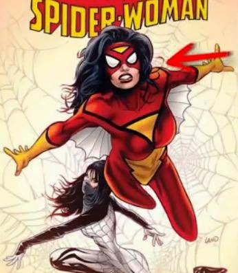 SpiderWoman is Freekin HOT!