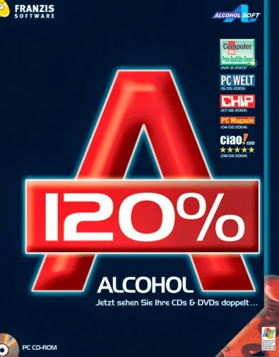 Alcohol 120 repackbox - f