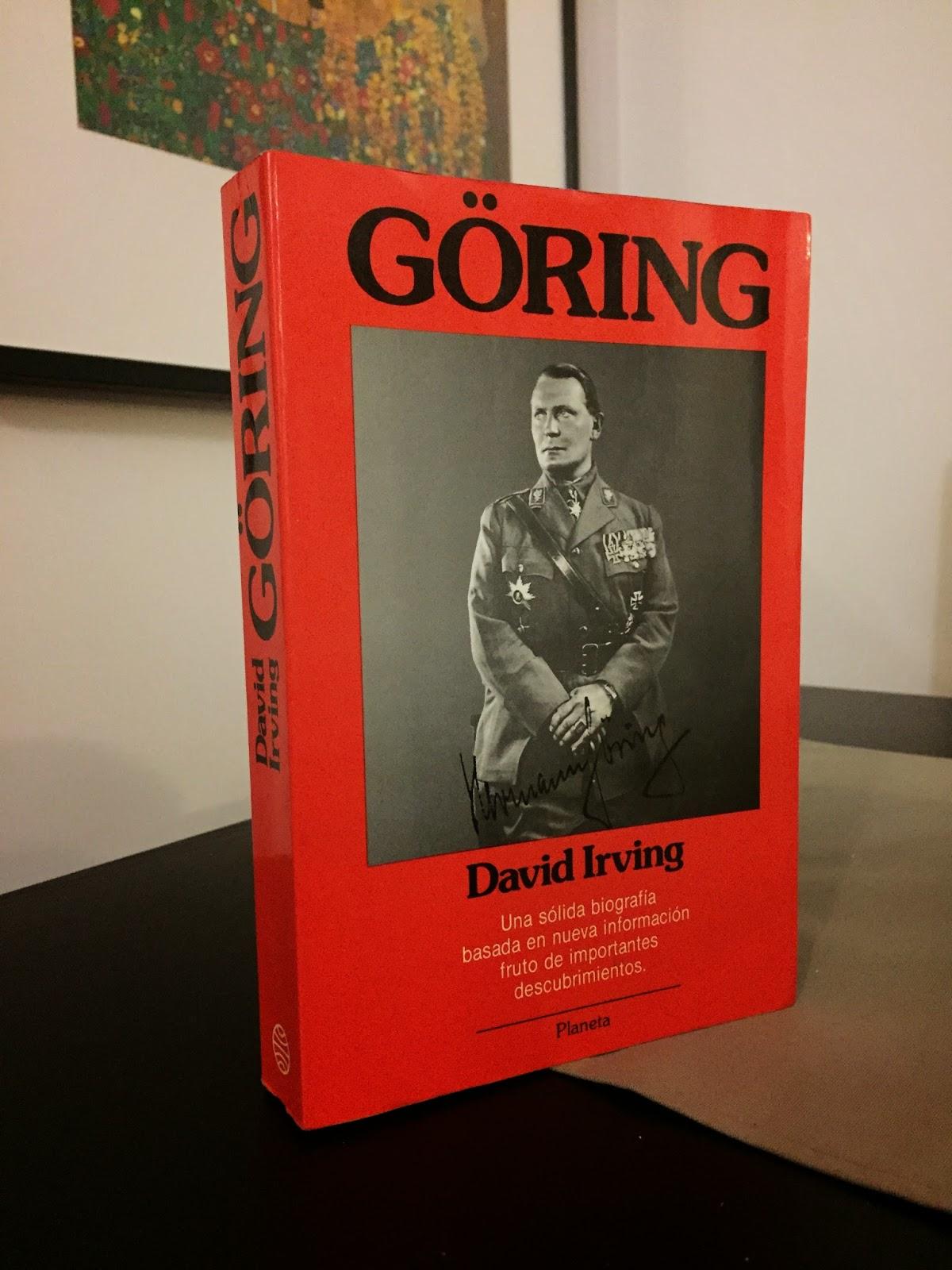 Nazis, Goering, Segunda Guerra Mundial, Libros de Guerra, Libros bélicos