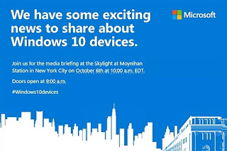 Microsoft Will Introduce Lumia 950, XL 950, and the Surface Pro 4 On October 6 Future?
