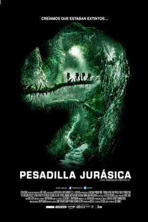 Imagen Pesadilla Jurásica DVDRip Latino