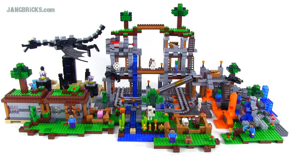 Lego Minecraft Sets Car Interior Design