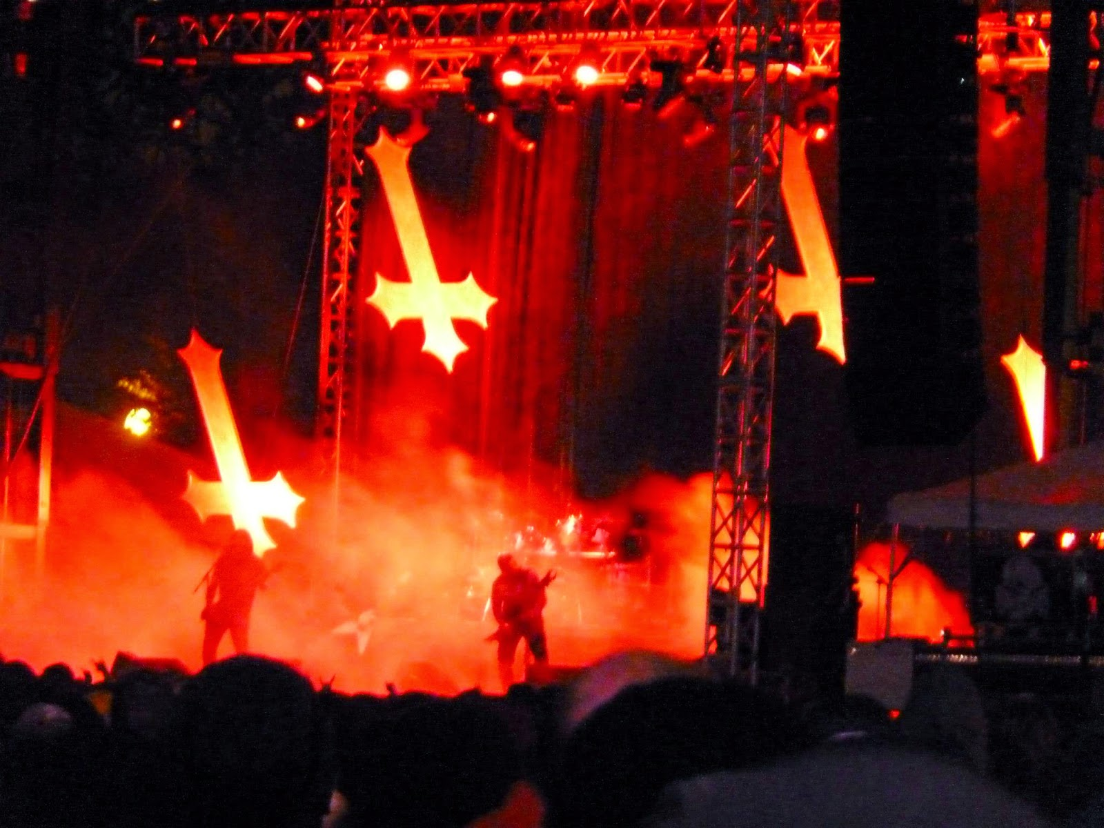 Riot Fest Chicago Slayer