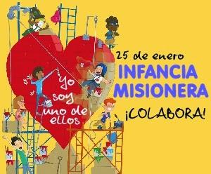 Donativos Infancia Misionera