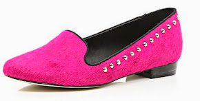 Pink Slipper Shoes